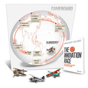 Game / Simulation for The Innovation Race