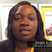 Abiola Ajetombi of ASRC innovation leader interview