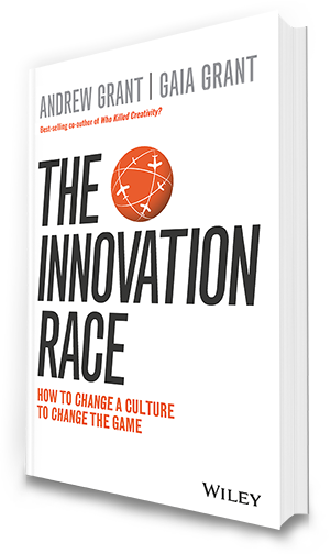 Book The Innovation Race