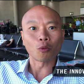 Thaddeus Lawrence innovation leader interview