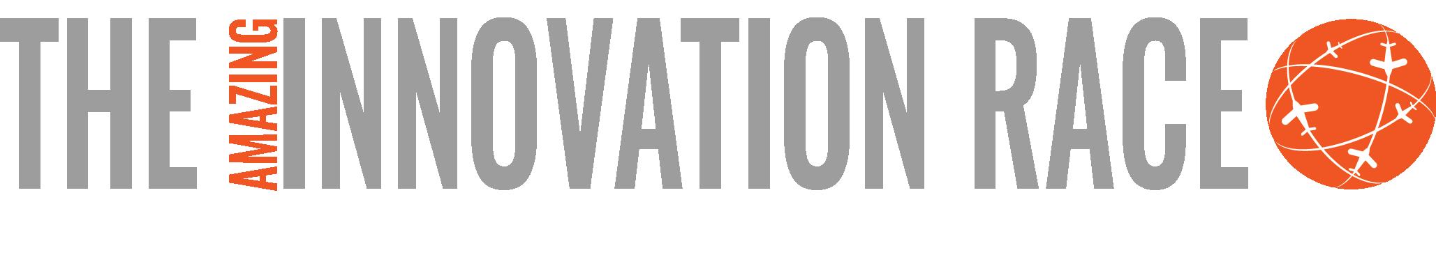 Innovation Race, around the world adventure banner