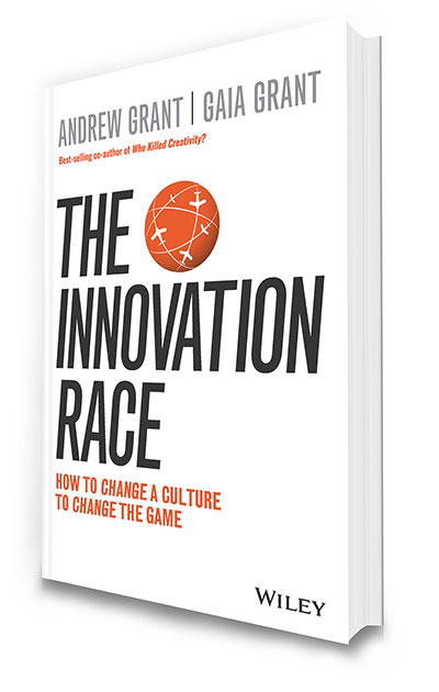 Book: The Innovation Race