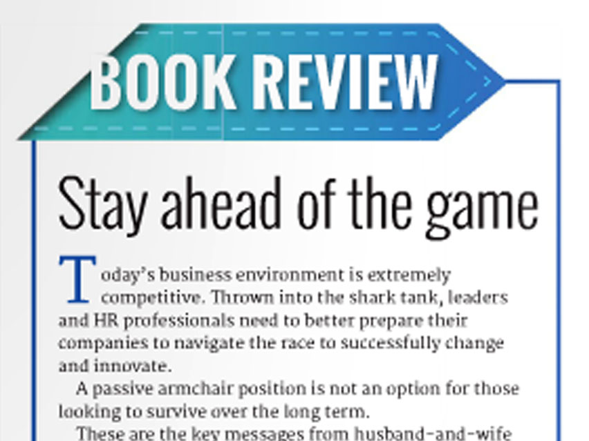 HRM ASIA: The Innovation Race Book Review