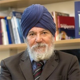 Dr Kirpal Singh innovation leader interview