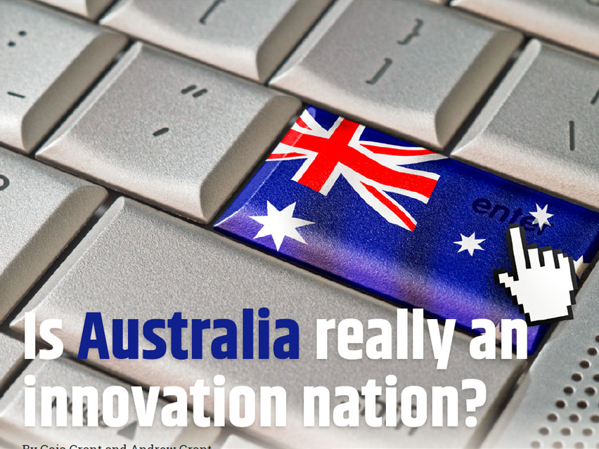Is Australia really an innovation nation?